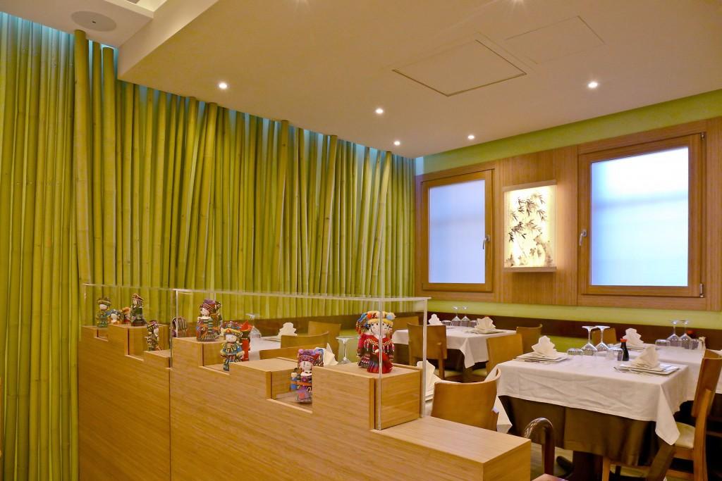interno ristorante Shanghai saletta_rialzata